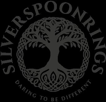 Silverspoonrings